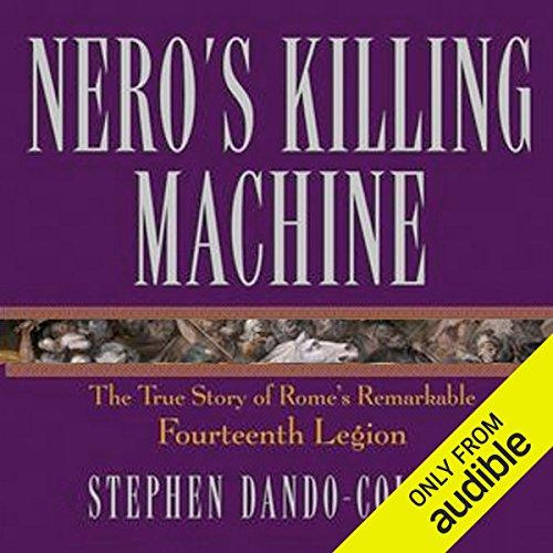 Nero's Killing Machine audiobook cover art