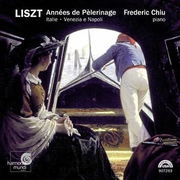 Liszt: Années de pèlerinage - Italy