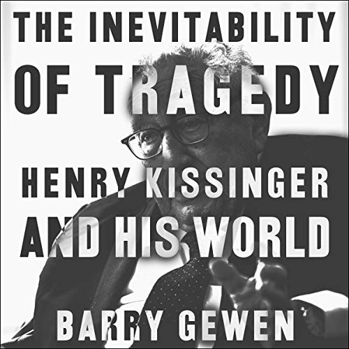 The Inevitability of Tragedy cover art