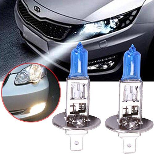 Sedeta H1 12V 100W Super White Ampoule halogène Lampe au xénon halogène pour Voiture Universel
