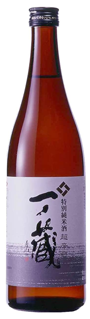 成熟したアルファベット順過剰一ノ蔵 特別純米酒 超辛口 [ 日本酒 宮城県 720ml ]