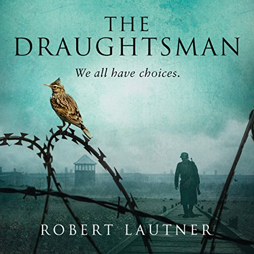 The Draughtsman audiobook cover art