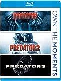 Predator / Predator 2 / Predators Blu-ray Triple Feature