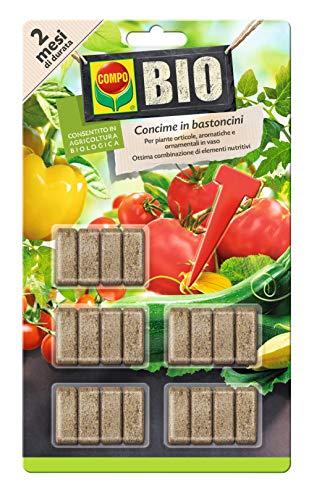 COMPO En fertilizante para las plantas aromáticas palos de Horticultura Ornamental Piezas 20