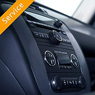 car electronic installation services