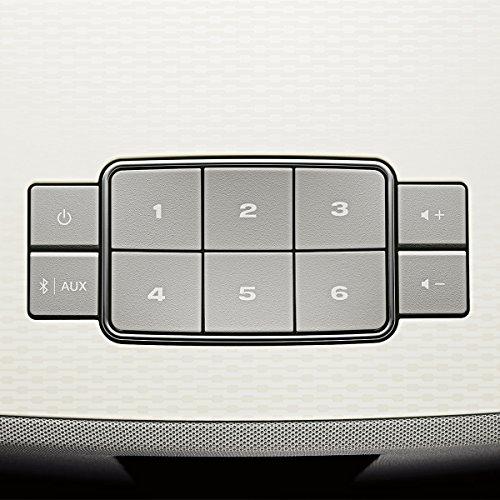 Bose SoundTouch 30 Series III kabelloses Music System (geeignet für Alexa) weiß