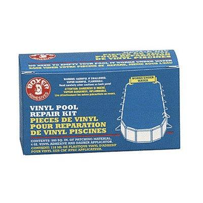 Boxer Adhesives Vinyl Pool Repair Kit Size: 4 Oz