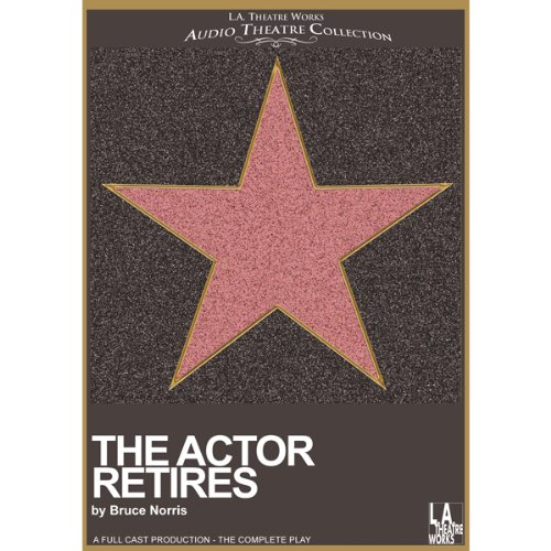 The Actor Retires audiobook cover art