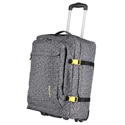 Travelite Basics 2-Rollen Reisetasche 53 cm mit Rucksackfunktion