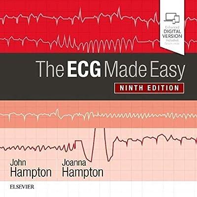 The ECG Made Easy, 9e from Elsevier