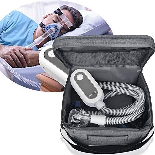 Limpiadora CPAP, Multifunción Ozono Limpieza De Tubos De Esterilización Dejar De Roncar De Aire for Viajes Y El Hogar Desinfectante