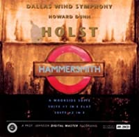 Holst: Hammersmith / Moorside Suite / Suite No. 1 in E flat / Suite No. 2 in F (1993-12-17)
