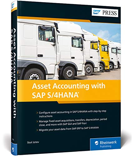 Asset Accounting with SAP S/4HANA (SAP PRESS: englisch)