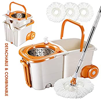 Masthome 360 Spin Mop And Bucket Review
