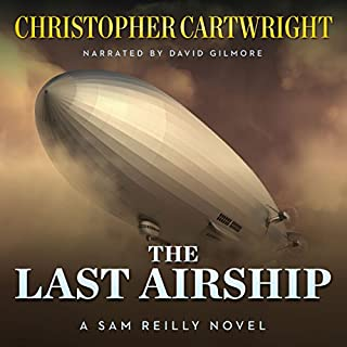 The Last Airship audiobook cover art