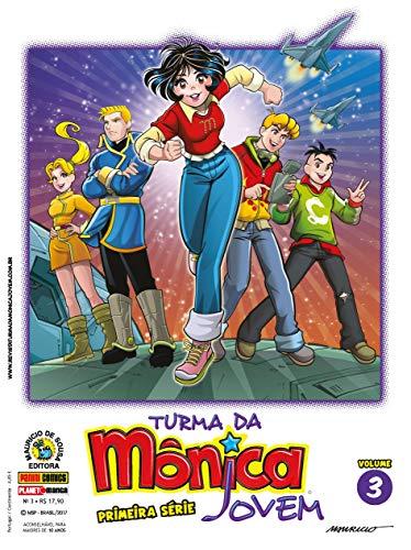 Turma da Mônica Jovem. Primeira Série - Volume 3