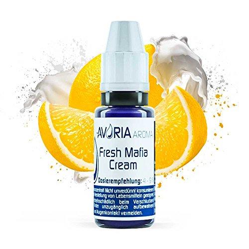 Avoria Aroma Fresh Mafia Cream (12 ml) (Zitrone/Buttermilch)