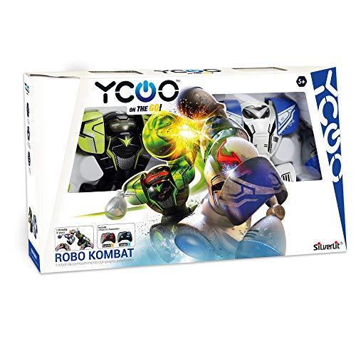 Rocco Giocattoli- Robo Kombat-Double Pack, 88052