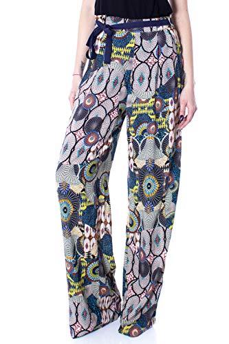 Desigual Pantalon Large Debora (44)