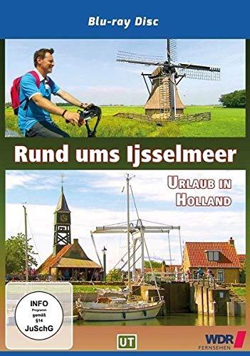 Urlaub in Holland: Rund ums Ijsselmeer [Blu-ray]