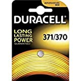Duracell 75072543, Pila Speciale Orologi 371/370
