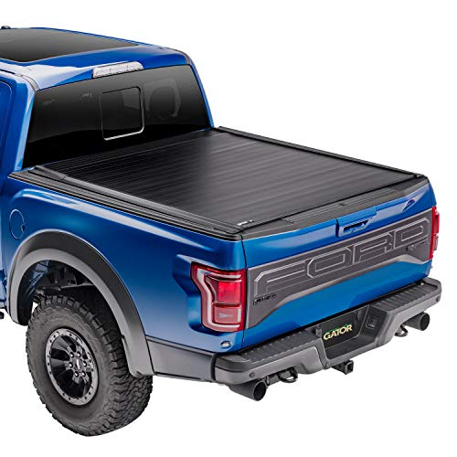 Gator Recoil Retractable Truck Bed Tonneau Cover | G30373 | Fits 2015 - 2020 Ford F-150 5' 5' Bed |...