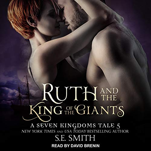 Ruth and the King of the Giants audiobook cover art