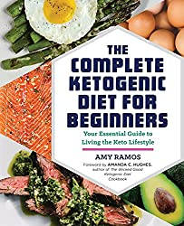 The Complete Ketogenic Diet for Beginners book