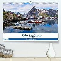 Die Lofoten - Eine Bilder-Reise (Premium, hochwertiger DIN A2 Wandkalender 2022, Kunstdruck in Hochglanz): Fotografien aus der norwegischen Inselwelt. (Monatskalender, 14 Seiten )