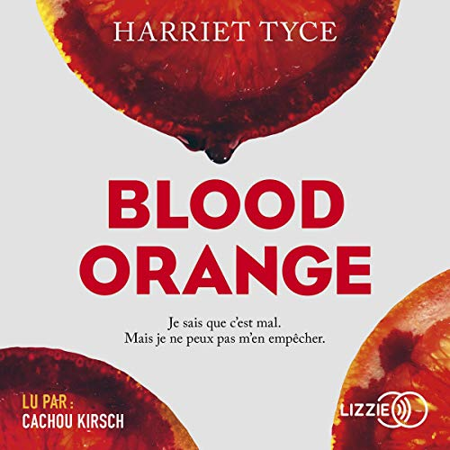 Page de couverture de Blood Orange