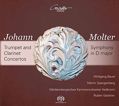 Konzerte Für Trompete & Klarinette/Sinfonie d-Dur