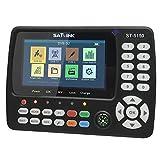 Bild des Produktes 'ST-5150 DVB-S2 / T2 / C COMBO HD Satelliten-TV-Signalfinder Digitaler Handsignalmesser Satellitenfinder H.265 HEVC MPEG-'