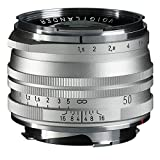 New Improved Optical Design, Outstanding Sharpness Small Lens for a Fast Aperture A Dozen Aperture Blades for Great Bokeh SILVER lens MULTI COATED for a modern look with less flare