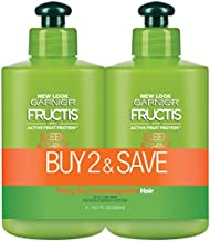 Garnier Hair Care Fructis Sleek & Shine Intensely Smooth Leave-in Conditioning Cream