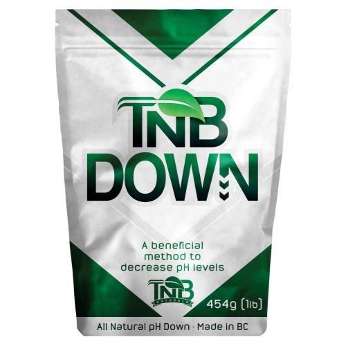 TNB Naturals pH Now on sale Down National uniform free shipping 1lb 30 Cs 454g