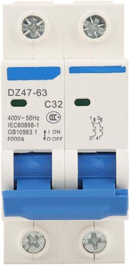 Acogedor 2P Department store 55% OFF Residual Current Circuit 32A 230V 380VAC Breaker