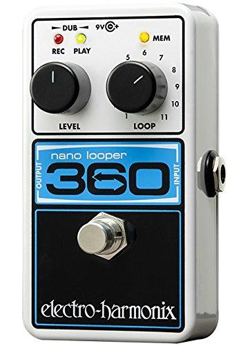 Electro-Harmonix 360 Nano Looper Guitar Looper Effects Pedal