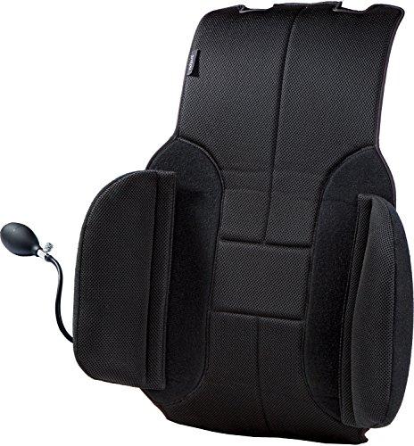 Coussin lombaire ad'just pour voiture - Coussin pour le mal de dos en voiture - Coussin ergonomique spécial voiture - Coussin adjust pour voiture