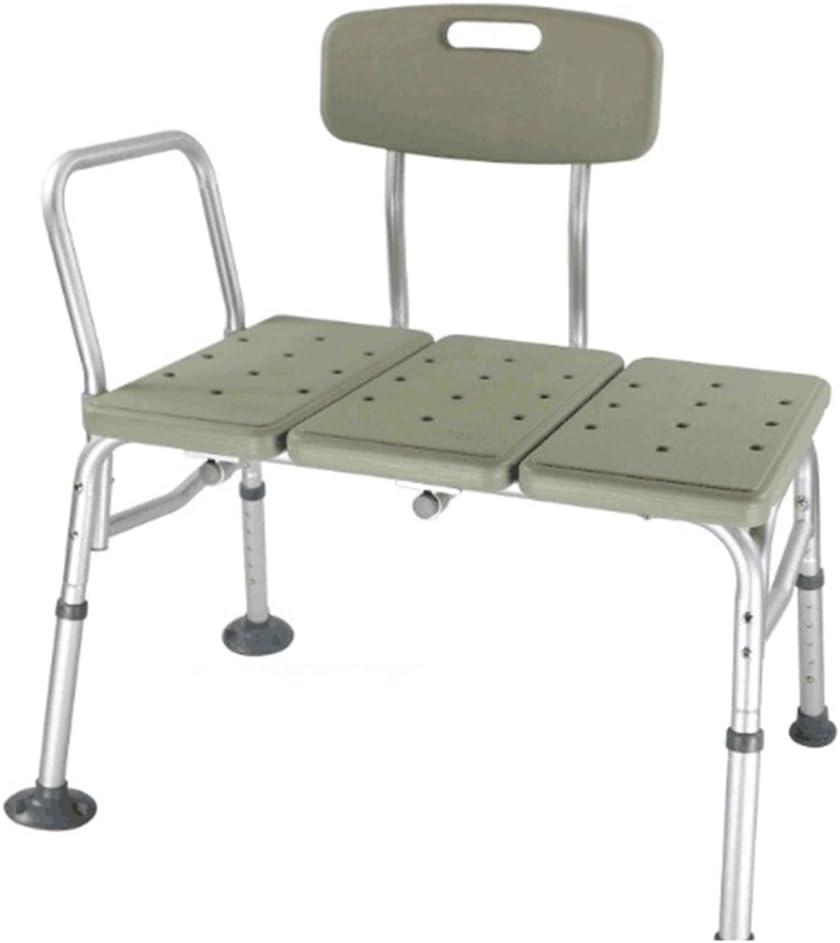Azadx Bath Chair Adjustable Handicap Tulsa Mall Seat 2021 autumn and winter new Shower Tr Bench