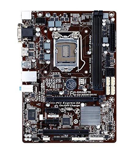 Gigabyte GA-B85M-HD3G Rev.1.0 B85 Mainboard Micro ATX Sockel 1150