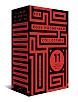 The Ross Macdonald Collection: 11 Classic Lew Archer Novels: A Library of America Boxed Set (Lew Archer: The Library of America, 264-279-295)