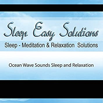 Ocean Wave Sounds Sleep and Relaxation