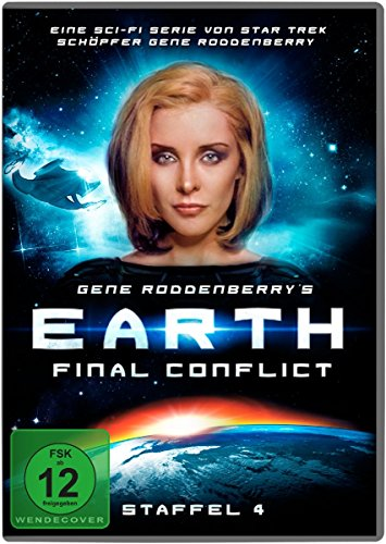 Gene Roddenberry's Earth: Final Conflict - Staffel 4 [6 DVDs]