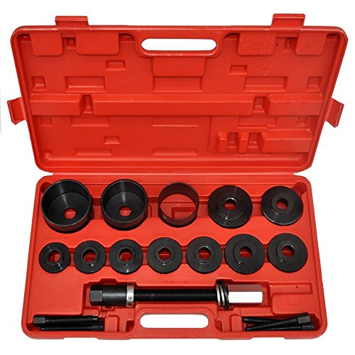 LARS360 20 teiliges Radlager Werkzeug Set Radlagerwerkzeug Radnabe Abzieher Ausdrücker Montage Demontage