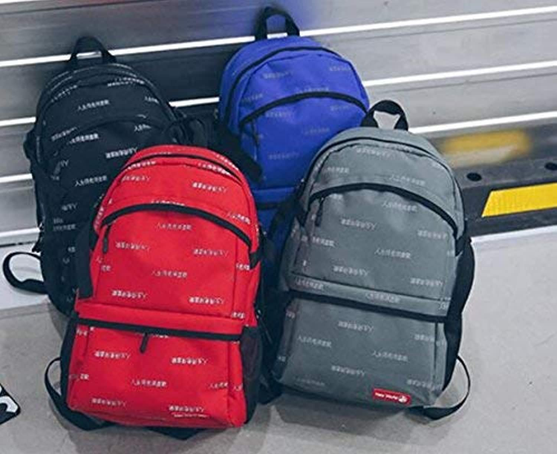YHUJH Home Schultasche Schultasche Schultasche Street Leisure Backpack Hübscher Rucksack Mode Student Kreatives Drucken B07L83GH6F | Deutschland Store  8d896c