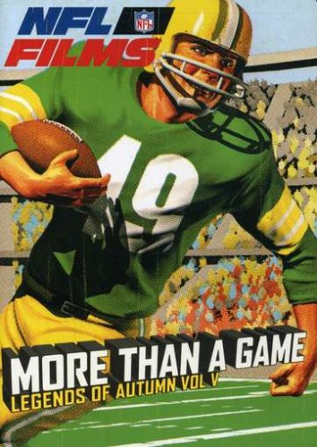 Nfl Films: More Than A Game [DVD] [Region 1] [NTSC] [US Import]
