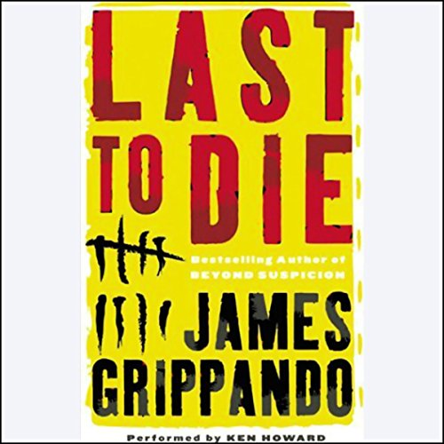 Last to Die audiobook cover art