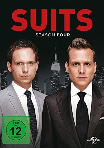 Suits - Season 4 [4 DVDs]