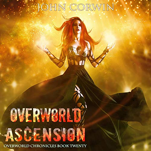 Overworld Ascension Audiobook By John Corwin cover art