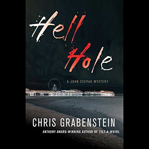 Hell Hole audiobook cover art